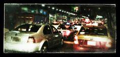 Traffic jam in DF ....