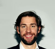 Tim Canterbury/Jim Halpert? Just plain John Krasinski. With a beard.