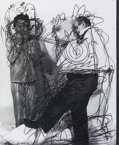 Dan Fischer Dieter Roth / Arnulf Rainer, 2012