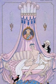 The Morning, Erotic Fantasy Of The Past