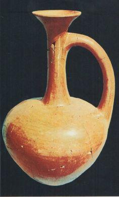 Hittite, pitcher, Eskiyapar, Ankara,Museum of Anatolian Civilizations (A.Muhibbe Darga) (Erdinç Bakla archive)