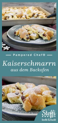 Thermomix Desserts, Dessert Recipes, Pampered Chef Desserts, German Desserts, Cakes And More, Food And Drink, Cooking Recipes, Snacks, Eat