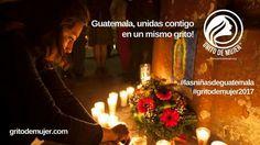 Hola amigo/a seguidora de la causa Grito de Mujer, . Pocas veces incurrimos en estos asuntos, pero creemos que a raíz de la situación de las niñas fallecidas en Guatemala, pensamos que aunar esfuerzos en favor de las víctimas y de las sobrevivientes, se hace un llamado de solidaridad y un deber social y humano de todos nuestros países.  Por eso te pedimos que, por solidaridad a este grito de libertad que este mes de marzo estamos llevando a nuestras ciudades en homenaje a las niñas, te sumes…