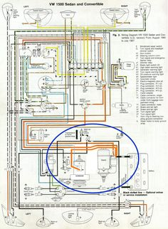 b17d4b7a50a42cb377d8731a68527d07 beetle bug vw bug electric wiring diagram instrument panel '60s chevy c10 Toyota Corolla Wiring Harness Diagram at cos-gaming.co
