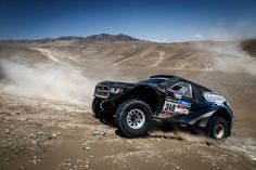 El Martillo Racing & Robby Gordon: Together for Dakar 2015?