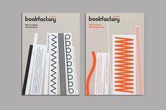 Brand identity and print for Swiss binding specialists Bubu by graphic design studio Bob Design. #branding #design