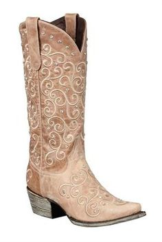 Lane Women's Tan Willow Cowgirl Boots | Women's Boots. I love these boots!!!!!!!!!