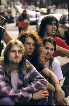 Nirvana. R.I.P. Kurt Cobain