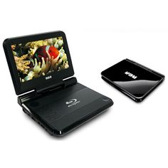 """(click twice for updated pricing and more info) RCA - 8"""" Portable Blu-Ray Player #portable_blu_ray_player http://www.plainandsimpledeals.com/prod.php?node=35066=RCA_-_8%22_Portable_Blu-Ray_Player_-_BRC3087E"""