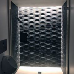 Bath and bask in a decant glow with the top 50 best shower lighting ideas. Explore unique illumination designs for your master bathroom. Modern Master Bathroom, Master Shower, Small Bathroom, Bathroom Ideas, Shower Lighting, Bathroom Lighting, Bathroom Design Luxury, Bathroom Interior, Decor Interior Design