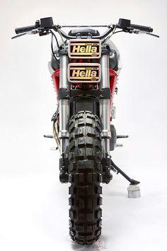 Ducati Monster From Vida Bandida.