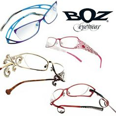 Boasting originality and vivid eccentricity, Boz Eyewear comes in a multitude of…