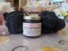 black truffles...