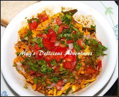 Kolhapuri Misal (Spicy Moth beans Chaat)