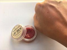 BON Organics Lip Stain - RED Review