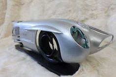 Original Sculpture by Dennis Hoyt signed by Sir Stirling Moss, Mercedes 300SLR  | eBay