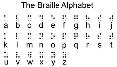 What is Braille? | Lighthouse for the Visually Impaired and Blind