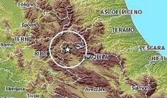 Cinquew News: Terremoto in Abruzzo e Lazio 6 gennaio 2017, scoss...