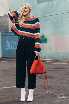 30 Outfit Ideas to Try All April Long #purewow #fashion #spring #street style #outfit ideas #shoppable #shopping #trends