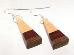 902a9098dd3a4c 33 Best Wood Earrings images in 2018 | Natural Wood, Wearable Art ...