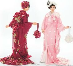 Japanese Wedding Dresses (celebratetheyear.blogspot) For more great ideas and information about our waterfront venue visit our website www.tidewaterwedding.com or give us a call 443 786 7220