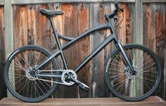 The Specialized Globe Centrum is one of three core Globe models in a wider 2008 'Multi Street' line-up from the Morgan Hill, CA company,