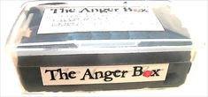 The Anger Box - addressing the needs of the angry child.