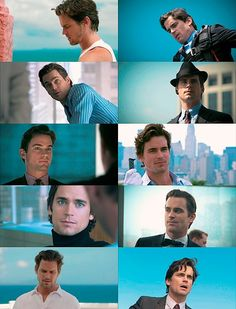 Matt Bomer in White Collar