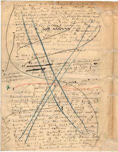 James Joyce   Ulysses manuscript page