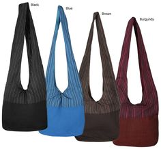 Selective Stripes Sling Bag at The Animal Rescue Site