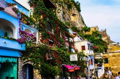 Positano, Italy. Shot and edit by Monica Mikhael.