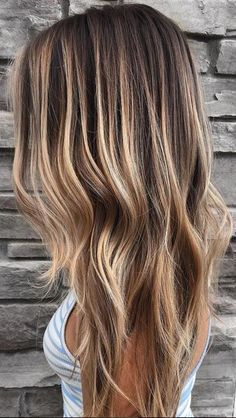 rooty bronde balayage highlights                                                                                                                                                                                 More