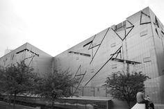 Jewish Museum Berlin - Daniel Libeskind