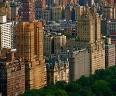 Central Park West, NYC