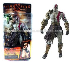 God of War Kratos in Golden Fleece Armor with Medusa Head PVC Action Figure Collection Model Toy, View God of War, donnatoyfirm Product Details from Guangzhou Donna Fashion Accessory Co., Ltd. on Alibaba.com