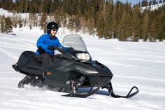Winter Ride: Snowmobile Safety Tips [SLIDESHOW]