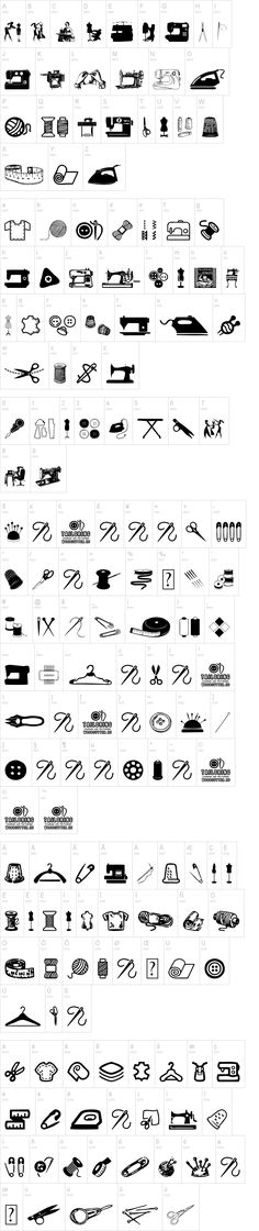 Tailoring fonts