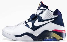 huge selection of ee264 f2a93 Release Reminder  Nike Air Force 180  Olympic  Capping off this Sunday s  major releases is the return of the