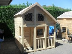 incredible childrens playhouses - Google Search
