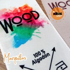 Marquillas a full color para confecciones Napkins, Tableware, Colors, Dinnerware, Towels, Dinner Napkins, Tablewares, Dishes, Place Settings