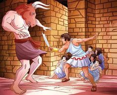 Meet the monsters of Ancient Greek mythology here at Nat Geo Kids. We explore the tales of Medusa, the Minotaur, the Chimera and other Greek myths. Ancient Greece For Kids, Ancient Rome, Ancient Greece Ks2, Ancient Greece Lessons, Ancient Aliens, Greek History, Ancient History, European History, American History