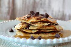 Για όλα εκείνα τα 'γαμώτο' που είπες όταν έκανες pancakes αλλά τελικά βγήκαν περισσότερο σαν κρέπες. Θα χρειαστείς: 1 1/2κούπες αλεύρι 3 1/2 κ.γ....