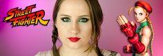 Maquiagem Inspirada – Cammy – Street Fighter | Vogeek: o mundo fashion com um olhar geek.