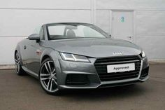 Monsoon Grey Metallic Audi TT Coupe