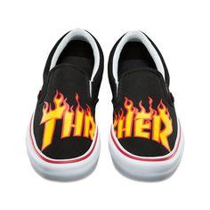Zapatillas Slip-On Pro Vans X Thrasher | Vans
