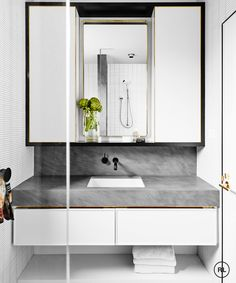 David Flack is Flack Studio, a  Melbourne-based interior architecture and design practice | Photography brooke holm & marsha golemac (bathroom)