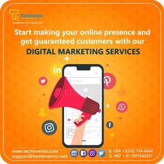 TechInvento IT Services-Top Web, Software & Digital Marketing Company Ios Application Development, Software Development, Digital Marketing Services, Ecommerce, The Help, Web Design, Coding, Social Media, Design Web