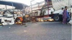 Revista El Cañero: Al menos 36 muertos deja accidente de tráfico en A...