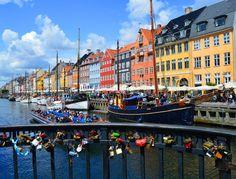 Port de Copenhague - Danemark - ©Fabienne