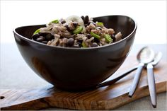 Black beans and brown rice: A filling meatless meal for your family | ChicagoParent.com